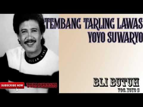 Tembang Tarling Lawas    Yoyo S - Bli Butuh