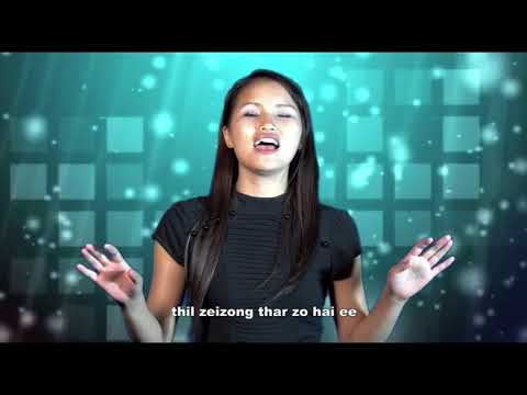 Pathian Hla Thar 2017   Jessica Sangte - Thar Zo Hai E   Falam Pathian Hla Thar 2017