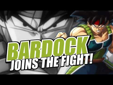 Dragon Ball FighterZ OST: Bardock theme