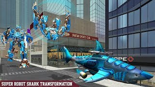 Warrior Robot Shark Game - Transforming Shark Robot (By Minja Studio) Gameplay HD HD