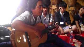 Đi tìm lời ru mặt trời Nhạc sĩ Yphon Ksor