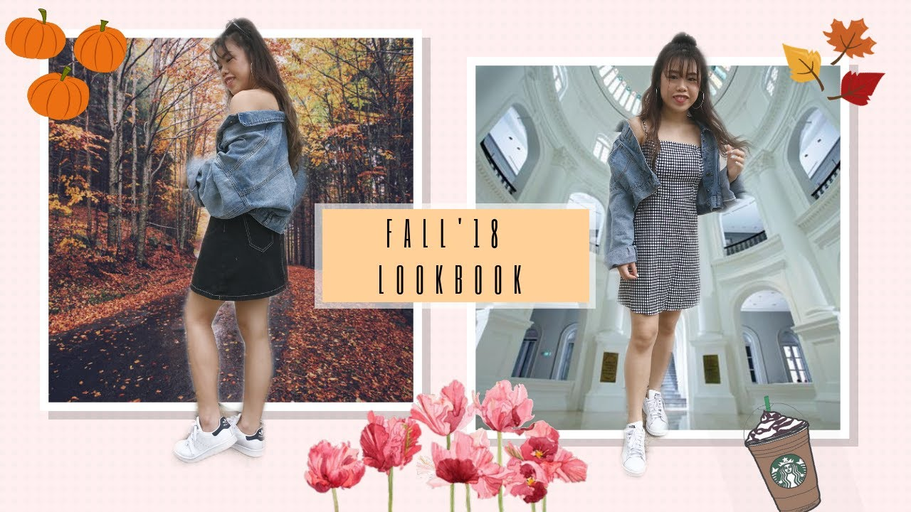 [VIDEO] - 6 basic asf FALL OUTFITS for my petite ladies (fall lookbook) 4