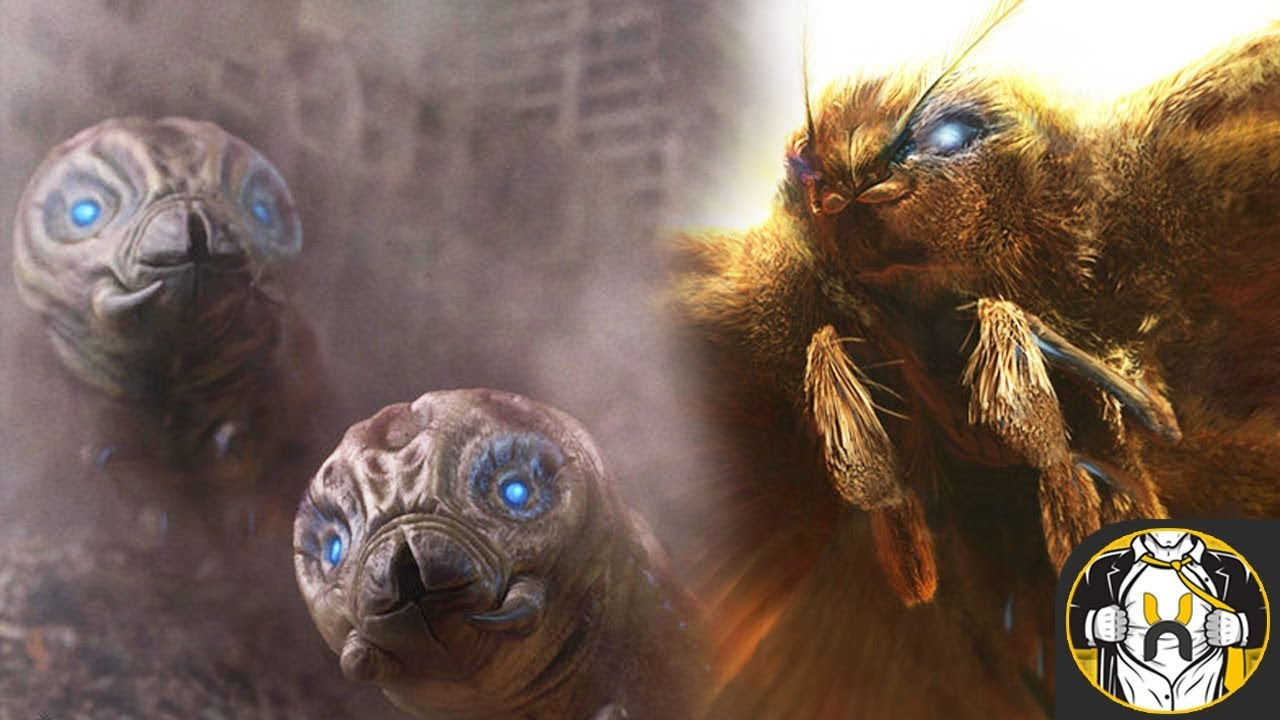 History of Mothra (Showa Era) | Godzilla: King of the Monsters