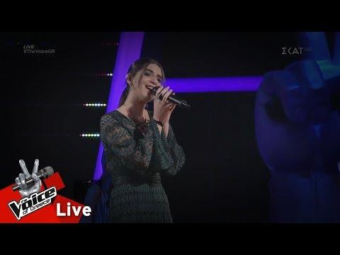 Θεανώ Σακαλίδου - Ας ερχόσουν για λίγο  2o   The Voice of Greece