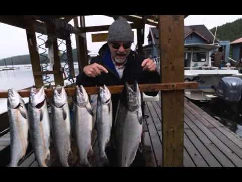 Thorne Bay Fishing   2015 4 Utube