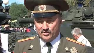 День танкіста у Валуйках