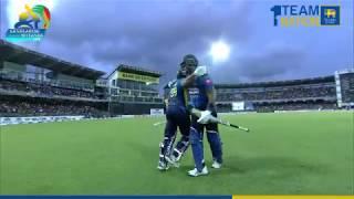 Lasith Malinga's Last ODI | Batting