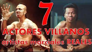 """Actores """"villanos"""" de peliculas que son expertos en artes marciales en la vida real thumbnail"""