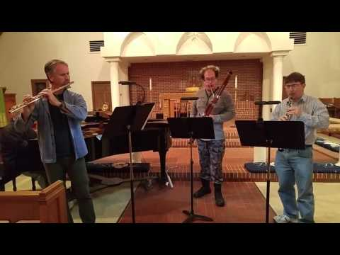 Woodwind Showcase 2016 by the San Marco Chamber Music Society