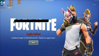 Fortnite BR - 100% FIX