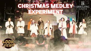 Christmas Medley Experiment - Shillong Chamber Choir (Live at Shillong Choir Festival