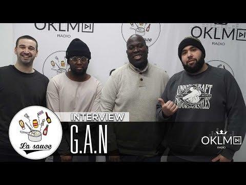 G.A.N - #LaSauce sur OKLM Radio 30/01/18