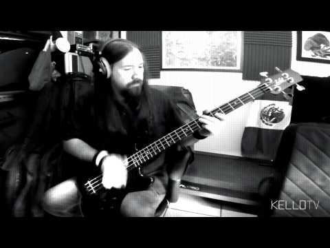 """Tool - """"ænema"""" (Bass Cover)"""
