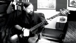 """Download Tool - """"ænema"""" (Bass Cover) Mp3 and Videos"""