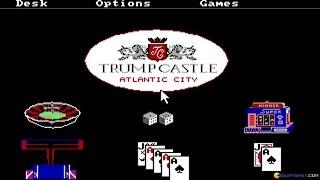 Trump Castle gameplay (PC Game, 1990)