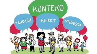 KunTeko 2020 - kunta- ja maakunta-alan työelämän kehittämisohjelma