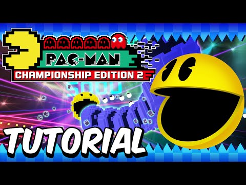 Pac-Man Championship Edition 2 (PS4) - Tutorial | 1080p 60FPS