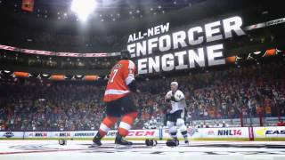 NHL 14 - Official Xbox 360 and PS3 Trailer - E3M13