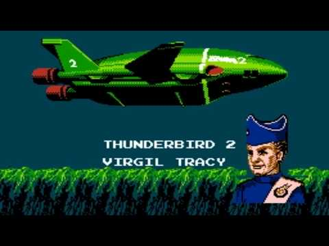 Thunderbirds (NES) Playthrough - NintendoComplete