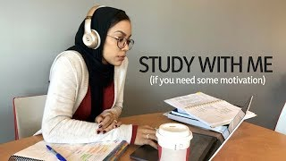 STUDY WITH ME- real time study session