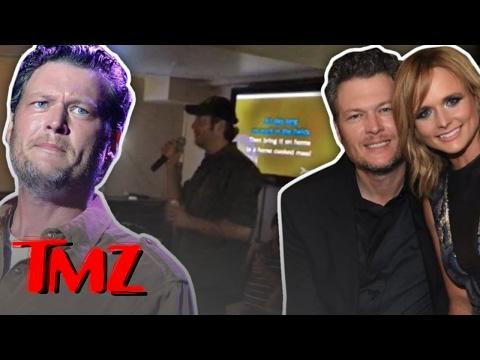 Miranda Lambert Says She Didn't Cheat on Blake Shelton | TMZ