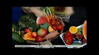 Summer Season Savor Tips (6/22/13 on KARE 11)