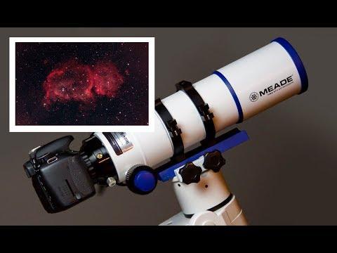 Meade 70mm Quadruplet ED APO Astrograph Review