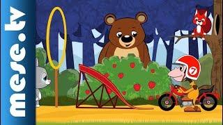 Cica ABC - Tanuljuk meg együtt az ABC betűit! (M) | MESE TV