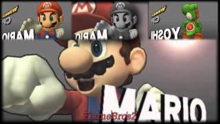 Repeat youtube video [SSB3DS/Wii U Announcer] Mario! Sparta XYTH V2 Remix