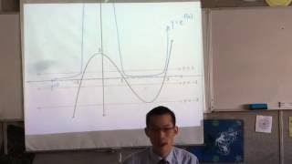 Extension 2 Exam Review (2 of 7: Recurrence Relation, Graph Transformations)