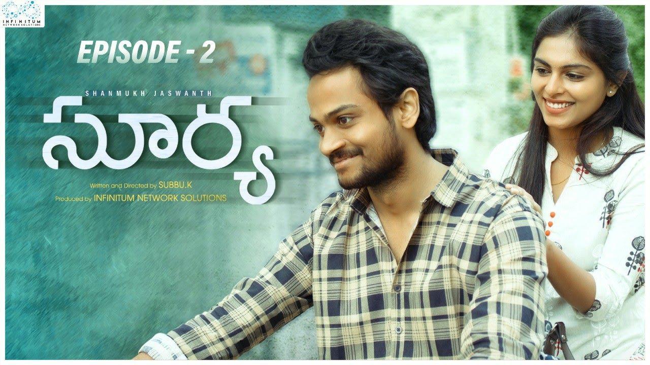 Surya Telugu Web Series   Episodes 1 to Episodes 5   Youtube Trending