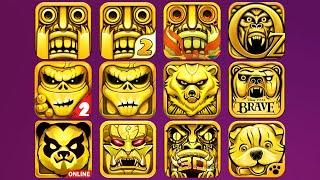 Temple Run, Temple Run 2, Spirit Run, Zombie Run, Zombie Run 2, Temple Run Oz, Brave, Endless Run screenshot 5
