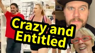 Crazy and Entitled | Comedy React | SmileyDaveUK