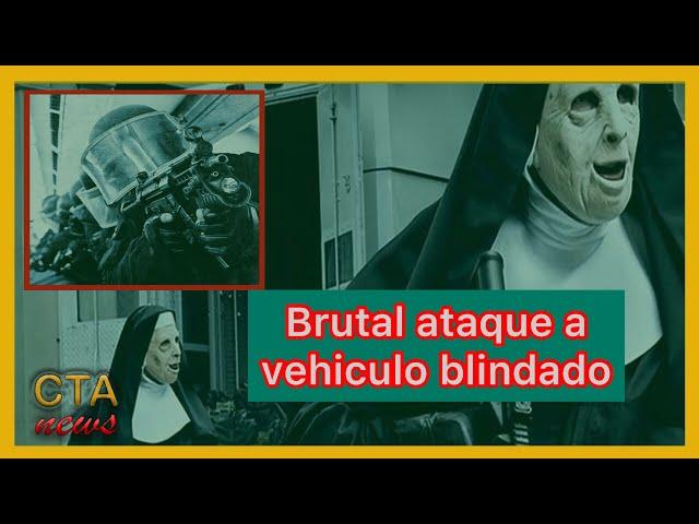 Ataque a vehículo blindado 🚨 2021 [ Impresionante de Película ]