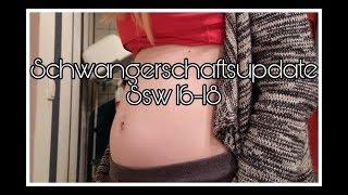 Schwangerschaftsupdate 16. - 18. SSW | Ab ins Krankenhaus...|| Schwanger mit 18