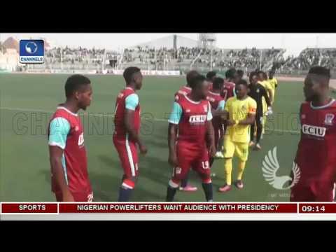 Kano Pillars Beat Ifeanyi Ubah FC 4-0 |Sports This Morning|