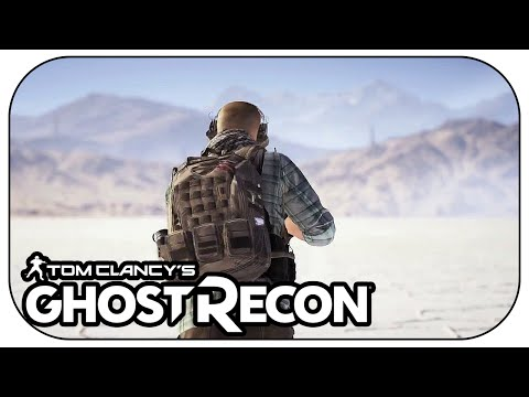 Ghost Recon Wildlands NEW GAMEPLAY - Jungle, Red Canyon and Salar!