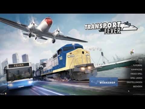 Transport Fever - Tutorial Kamera Tool / Videos erstellen mit ffmpeg