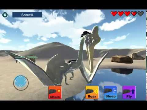Quetzalcoatlus Coming Soon to Dinosaur Sim