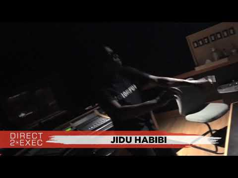 Jidu Habibi (@jiduhabibi) Performs at Direct 2 Exec Los Angeles 8/8/17 - Atlantic Records