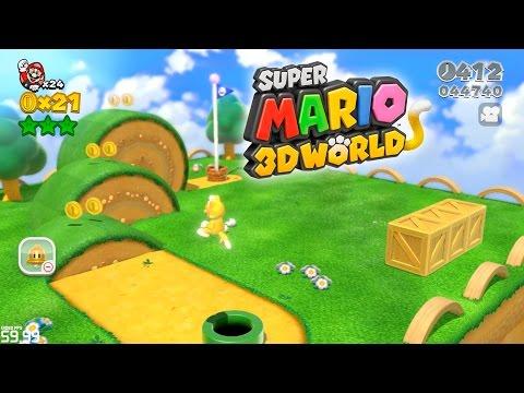 Cemu Emulator 1.6.4b | Super Mario 3D World | Nintendo Wii U
