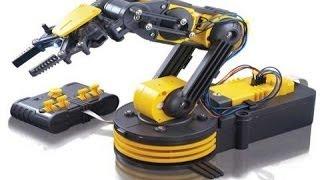 Руку робот (Манипулятор) , делают так !!!(, 2014-02-04T19:00:04.000Z)