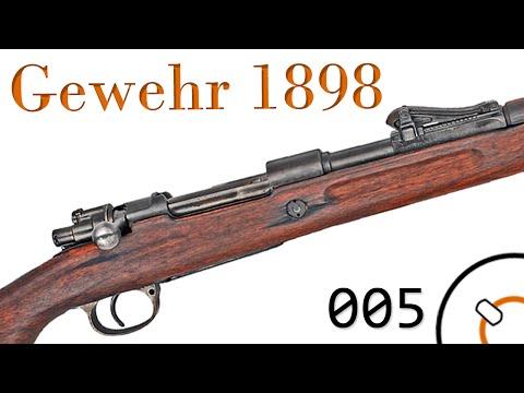 Small Arms of WWI Primer 005: German Gewehr 1898