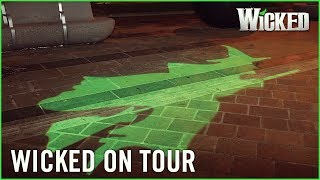 Wicked UK/International Tour - Behind-The-Scenes with the #WickedOnTour Cast