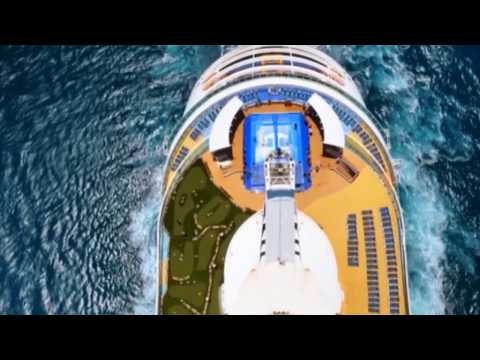 Navigator of the Seas Ship Tour with John Cooper 2017