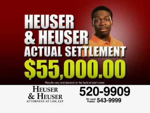 Car Wreck Lawyers in Colorado Springs | Heuser & Heuser | Car Accident Settlement