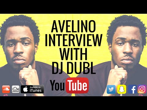 Avelino Interview - Fire In The Booth, Cosign from Wretch 32, FYO EP, his name & more!