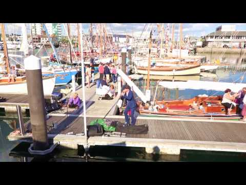 Plymouth Classic Boat Rally 2015 Michael Campari.  Part 7