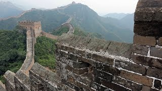Seven Wonders of The World: The Great Wall | 360 Video