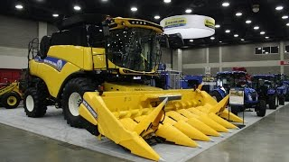 2016 National Farm Machinery Show New Holland Exhibit #2
